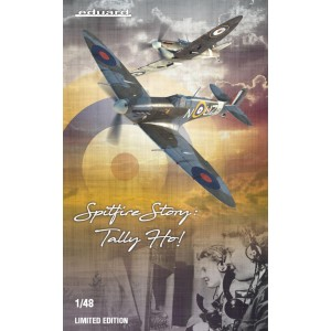 SPITFIRE STORY: Tally ho! 1/48
