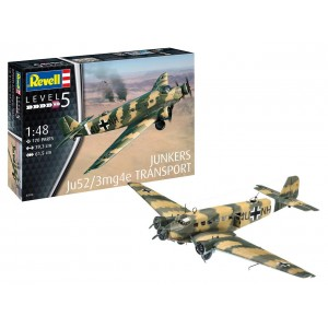 Junkers Ju-52/3M Transport...