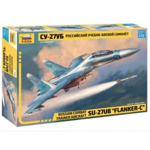 Su-27 UB Flanker-C 1/72