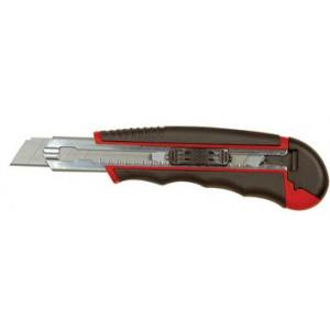 Heavy Duty Soft Handle Utility Knife