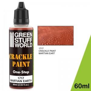Crackle Paint - Martian...