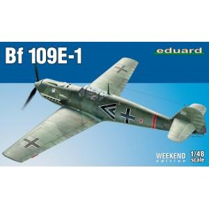 Bf109 E-1 1/48