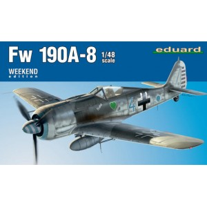 Fw-190 A-8 1/48