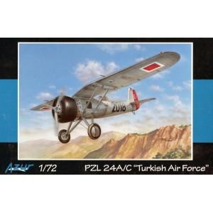 PZL.24 A/ C Turkisch AF