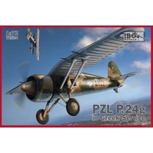 PZL P.24G 1/72