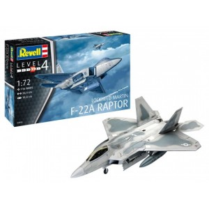 F-22A Raptor 1/72