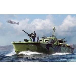 U.S Navy Elco 80 Torpedo Boat