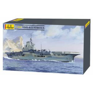 HMS Illustrious 1/400