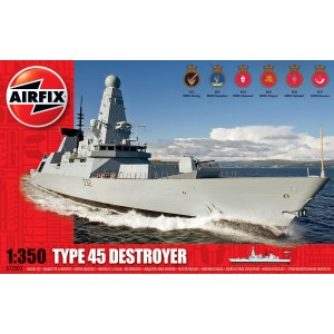 HMS Daring Type 45...