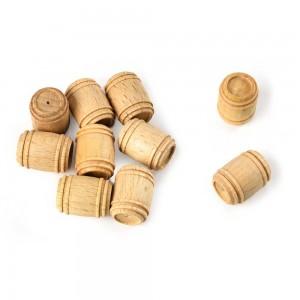Wooden Barrels  16mm