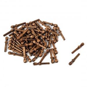 Walnut belaying pins 14mm