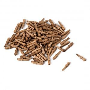Walnut belaying pins 10mm