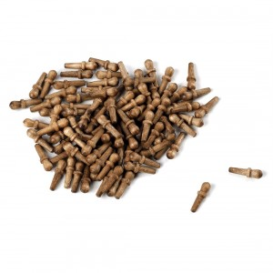 Walnut belaying pins 8mm