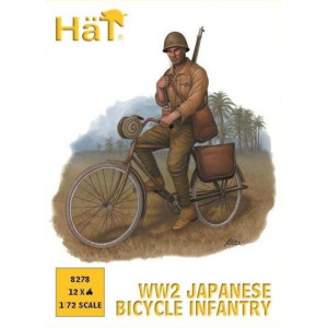 Japanese Bicycle Infantry