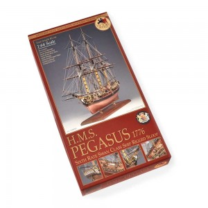 H.M.S. Pegasus 1/64