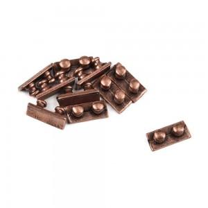 Metal twin bollards height 5mm