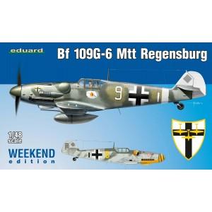 Bf-109 G-6 MTT Regensburg