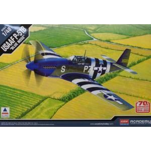 "P-51B Mustang ""Blue Nose"