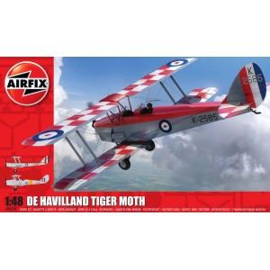 de Havilland D.H.82a Tiger...