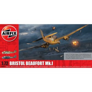 Bristol Beaufort Mk.I 1/72