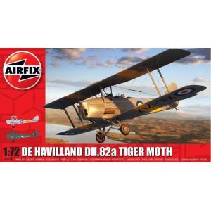 Havilland D.H.82a Tiger...