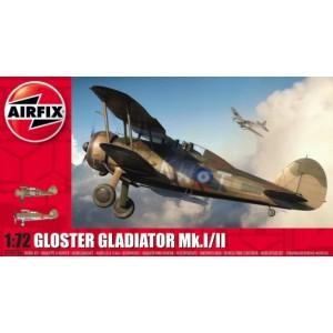 Gloster Gladiator...