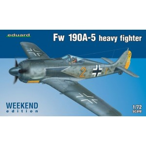 Fw-190 A-5 heavy fighter 1/72
