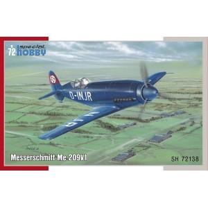 Messerschmitt Me-209 V-1