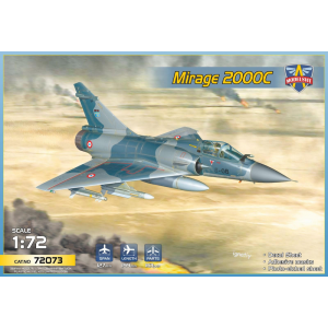 Mirage 2000C 1/72