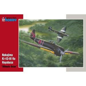 Nakajima Ki-43 -III K?...