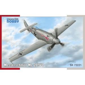 Messerschmitt Me-209 V-4