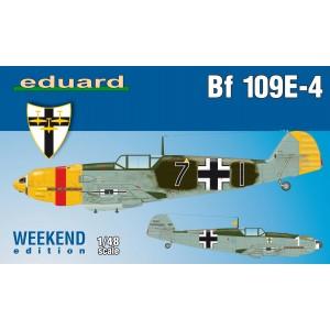 Bf-109 E-4 1/48