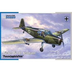 Bucker Bu-181 Bestmann...