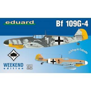 BF-109 G-4 1/48