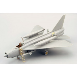 BAC Lightning F.1A/F.2 exterior for Trumpeter