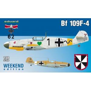Bf-109 F-4 1/48