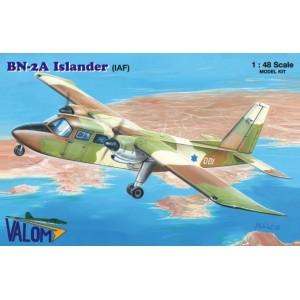 Britten-Norman BN-2A...