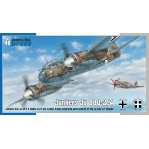 Junkers Ju-88 D-2/4 1/48