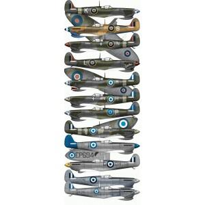ΕΒΑ Spitfire MkV 1/48