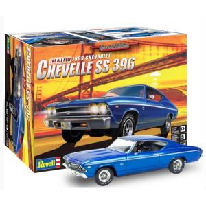 1969 Chevelle SS 396  1/25