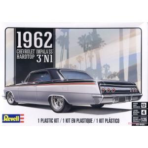 1962 Chevrolet Impala 1/25