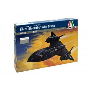 Lockheed SR-71 Blackbird...