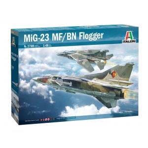 MiG-23 MF/BN FLOGGER 1/48