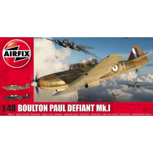Boulton-Paul Defiant Mk.I 1/48
