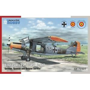 "Dornier Do-27 ""German,..."