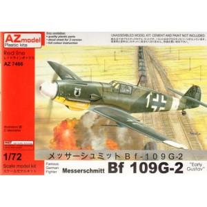 Bf-109 G-2 Early Gustav 1/72