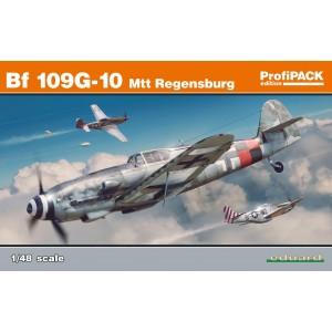 Bf-109 G-10 Mtt Regensburg...