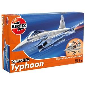 Eurofighter Typhoon QUICKBUILD