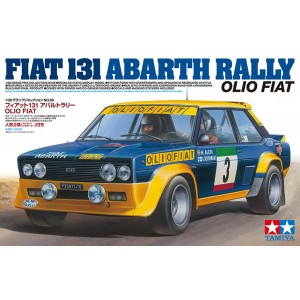 Abarth Rally Olio Fiat 1/20