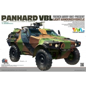 PANHARD VBL French Army
